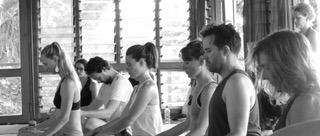 fiji yoga class